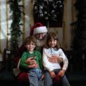 FREE pictures with Santa