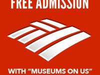FREE admission to Massachusetts museums