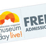 Free museum admission on March 12