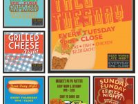 Late Night Food Deals at Beer Works