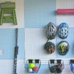 Affordable and Creative Home Organization with Pegboard