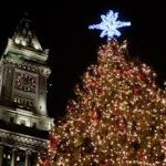 Holiday Lighting Celebrations in Boston–UPDATED