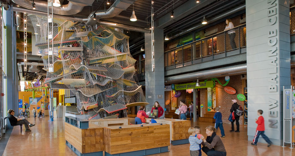 $1 Friday's: Boston Children's Museum - Boston Living on ...