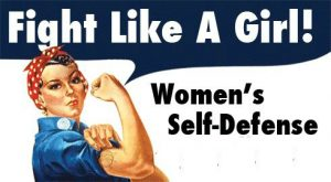 womans self defense