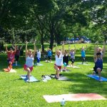 FREE Fitness Classes for Summer in Boston