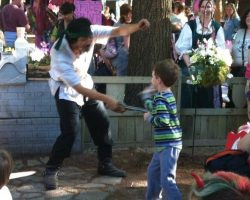 Enter to Win: 4 tickets to King Richard's Faire