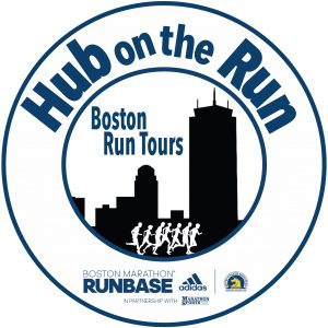 Hub on the Run logo