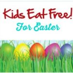 Kids eat FREE at Uno's for Easter