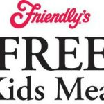 Friendly's: Kids Eat FREE