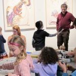 Drop Into Art at the Danforth Art Museum