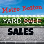 Community Yard Sales this weekend