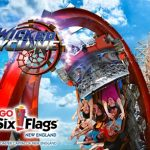 Six Flags Kids ticket FREE