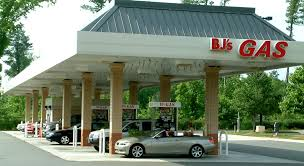Bj's gas discount