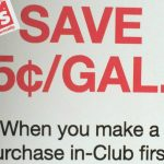 BJ's gas discount: Save more when you shop first