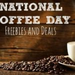 National Coffee Day deals–Updated