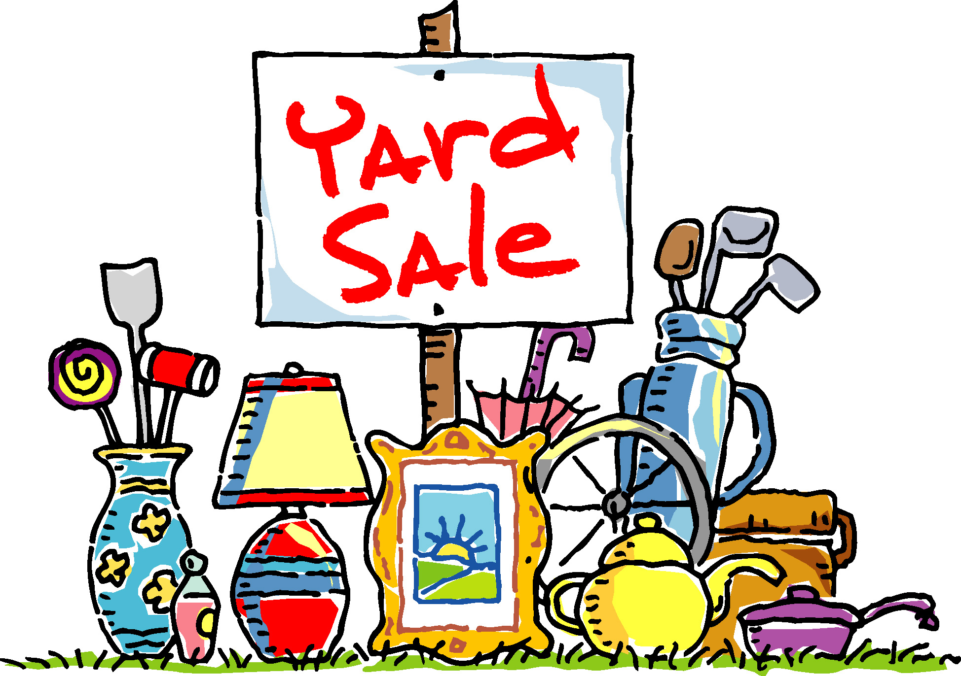 Image result for yard sales