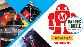 Boston maker faire