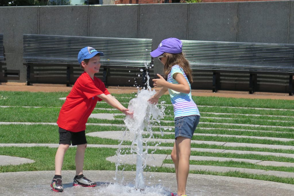 free activities for kids in Boston