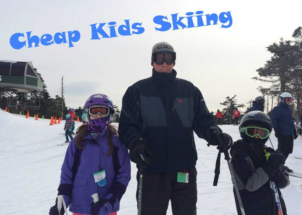 Cheap Skiing for Kids