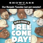 Discount movie tickets & FREE ice cream: Showcase Cinemas