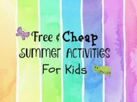 40 Free & Cheap ideas for Metro-Boston kids this summer