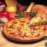 Pizza Hut: Buy large pizza, get next one free