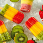 Cool off the kids with these yummy DIY ice pops