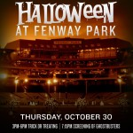 Trick-or-Treating & FREE movie: Fenway on Halloween Eve