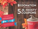 Wendy's offers Halloween coupon book for $1